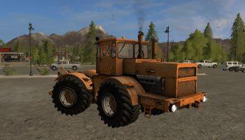 Кировец К-700А для Farming Simulator 2017