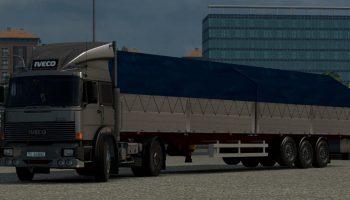 Iveco 190-38 Special v1.28 для Euro Truck Simulator 2