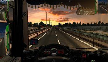 Weather Mod v1.0 для Euro Truck Simulator 2