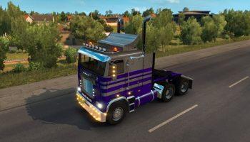 FREIGHTLINER FLB V1.5.1 для Euro Truck Simulator 2