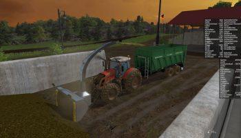 Fräse 5 для Farming Simulator 2017