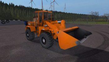 Погрузчик UNK 320 для Farming Simulator 2017