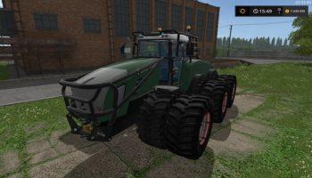 Fendt Trisix для Farming Simulator 2017