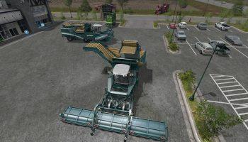 Grimme Tectron 415 v 3.0 для Farming Simulator 2017