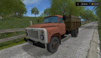 Газ 53 для Farming Simulator 2017