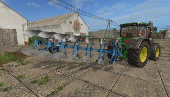 Lemken Juwel 8 V 0.51 Beta для Farming Simulator 2017