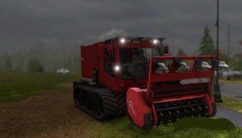 Prinoth для Farming Simulator 2017