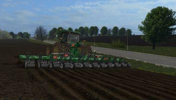Unverferth 332 Ripper Stripper для Farming Simulator 2017