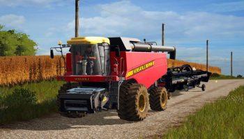 VERSATILE RT490 для Farming Simulator 2017