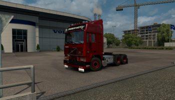 Volvo F-Series (F12 — F16) [1.27.X] для Euro Truck Simulator 2