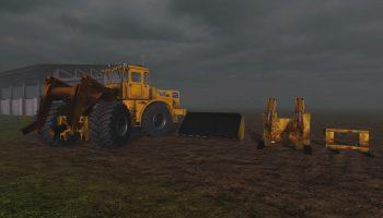 Пак К-701 для Farming Simulator 2017
