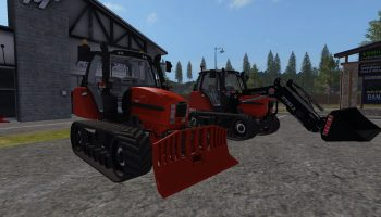 M82 Same Krypton для Farming Simulator 2017