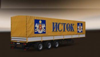 Нефаз для Euro Truck Simulator 2