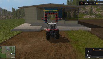 Автоматическая мойка для Farming Simulator 2017