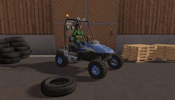Quadbike для Farming Simulator 2017