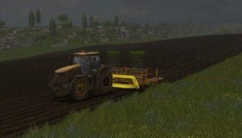 M82 Koppelrahmen для Farming Simulator 2017