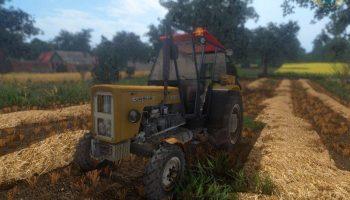 Ursus c360 mafiasolec для Farming Simulator 2017
