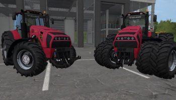 Беларус-4522 V 2.0 для Farming Simulator 2017