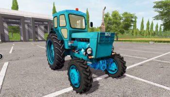 Трактор Т-40АМ для Farming Simulator 2017