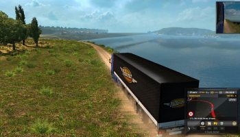 REPUBLIC OF ALOMA [1.30] для Euro Truck Simulator 2