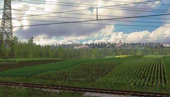 Скачать Psary Map для Farming Simulator