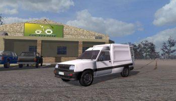 Renault Express v 1.0 для Farming Simulator 2017