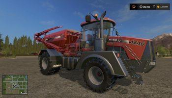 CASE IH TITAN 4540 V 1.0.0.1 для Farming Simulator 2017