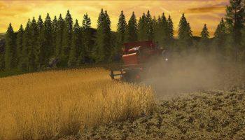 Chopped Straw для Farming Simulator 2017