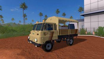 IFA Robur Lo 2002 для Farming Simulator 2017