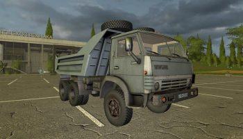 КамАЗ 5511 для Farming Simulator 2017