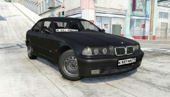 BMW M3 (E36) для BeamNG DRIVE