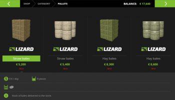 Buy Bales — Покупка тюков для Farming Simulator 2017