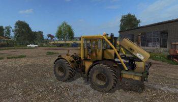 Kirovez К-700 v1.2 для Farming Simulator 2017
