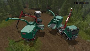 man extension for the man tgs wr-pack v 1.0 для Farming Simulator 2017