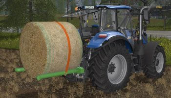 FRITZ BALLENGABEL V1.0.0.0 для Farming Simulator 2017