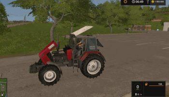ТРАКТОР МТЗ 1221 V 1.6 для Farming Simulator 2017