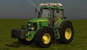 1050KG FRONT WEIGHT V1.0 для Farming Simulator 2017