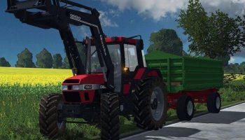 CASEIH 4220 V1.2.0.0 для Farming Simulator 2017