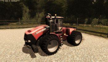 CASE STEIGER V8.0 FINAL для Farming Simulator 2017