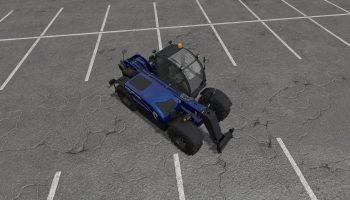 NEW HOLLAND LM 7.42 ELITE V1.0.0.1 для Farming Simulator 2017