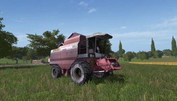 ПАЛЕССЕ-GS12 V1.0.0.0 для Farming Simulator 2017