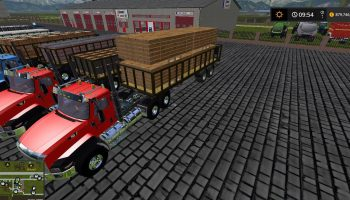 FLIEGL DPW180 FROM VASZICS V2.1 для Farming Simulator 2017