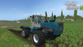 ХТЗ Т-150К СТАРЫЙ V27.10.16 для Farming Simulator 2017