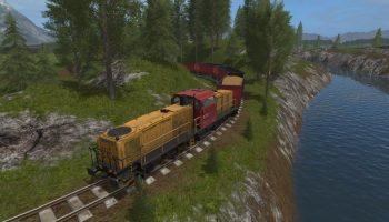 GOLDCREST GIGANTO V1.0 для Farming Simulator 2017