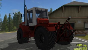 K-744 P3 V1.0 для Farming Simulator 2017