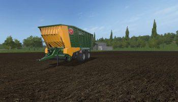 TIGO XR75DVE V1.0 для Farming Simulator 2017