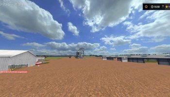 GLENVAR MAP 2018 V5.0 для Farming Simulator 2017