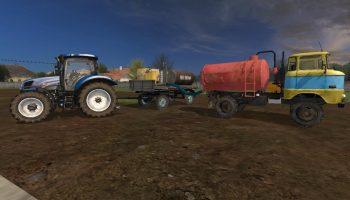 MBP 6.5 VEGYSZERES PACK V1.0 для Farming Simulator 2017