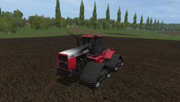 FS17 CASE STEIGER STX 450 V1.0 для Farming Simulator 2017