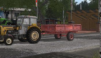 PRZYCZEPKA V1.0.0.0 для Farming Simulator 2017